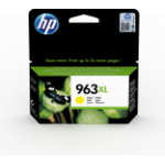 HP 3JA29AE (963XL) Ink cartridge yellow, 1.6K pages, 23ml