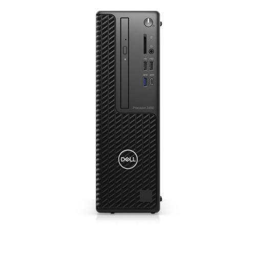 DELL Precision 3450 DDR4-SDRAM i7-10700 SFF 10th gen Intel® Core™ i7 16 GB 512 GB SSD Windows 10 Pro Workstation Black