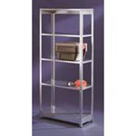 VFM Orange/Zinc Heavy Duty Galvanised Additional Shelf 378902