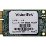 VisionTek 120GB mSATA III Micro Serial ATA III