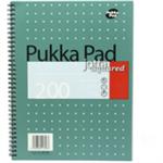 Pukka PUKKA A4 MET JOTTA NOTE/B SQRD JM018SQ