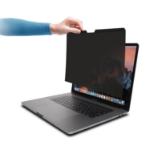 """V7 15.4"""" Magnetic Privacy Filter for Mac Frameless - 16:10 Aspect Ratio"""