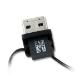Integral INCRMSDMINIUSB card reader Black USB 2.0