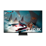 "Samsung Q800T QN82Q800T 81.5"" 8K Ultra HD Smart TV Wi-Fi Black"