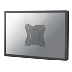 "Newstar NM-W25BLACK 30"" Black flat panel wall mount"