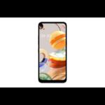 """LG K61 LMQ630EAW 16.6 cm (6.53"""") 4 GB 128 GB Dual SIM 4G USB Type-C Titanium Android 9.0 4000 mAh"""