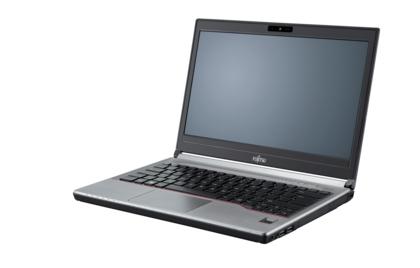 """Fujitsu LIFEBOOK E736 2.5GHz i7-6500U 13.3"""" 1920 x 1080pixels Silver"""