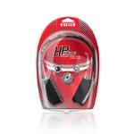 Maxell HP-550F Black,Grey Intraaural In-ear headphone