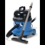 Numatic CVC370 Cylinder vacuum 15L 1200W Black,Blue