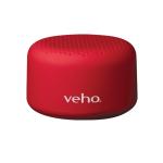 Veho M1 3 W Mono portable speaker Red
