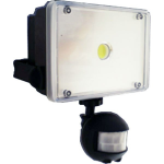 NightWatcher NE22SP Outdoor wall lighting 22W LED Black