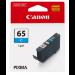 Canon CLI-65C cartucho de tinta 1 pieza(s) Original Cian