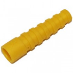 Cablenet BOOT59 YEL cable boot Yellow 1 pc(s)