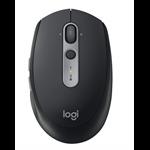 Logitech M590 RF Wireless+Bluetooth Optical 1000DPI Right-hand Graphite mice