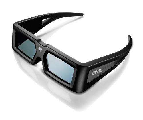 Benq 5J.J3925.001 Black stereoscopic 3D glasses