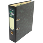 Rexel Classic A4 Lever Arch File Black/Green (10)