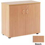 Jemini Beech 1 Shelf 730mm Cupboard KF838424