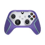 OtterBox Easy Grip Gaming Controller Series for Microsoft XBOX Controller Gen 9, Galactic Dream Purple/Glow in the Dark