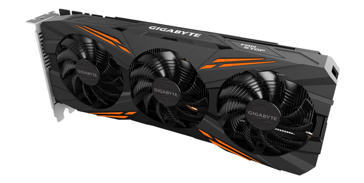 Gigabyte GeForce GTX 1080 G1 Gaming