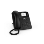 Snom D735 IP phone Black Wired & Wireless handset TFT