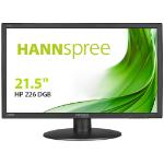 """Hannspree HP226DGB LED display 54.6 cm (21.5"""") 1920 x 1080 pixels Full HD Black"""