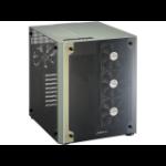 Lian Li PC-O8WGN computer case Cube Black,Green