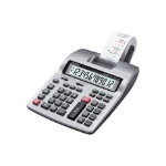 Casio HR-150TMPlus Pocket Printing calculator White