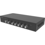 Vision AV-1900 audio amplifier Home Black