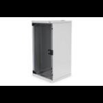 Digitus DN-10-12U rack cabinet Wall mounted rack Grey