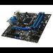MSI CSM-Q87M-E43 Intel Q87 LGA 1150 DDR3 HDMI VGA DVI DisplayPort Gigabit LAN MicroATX
