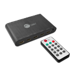 Siig CE-H25R11-S1 video switch HDMI