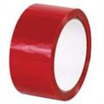 FSMISC POLYPROPYLENE TAPE 50X66 RED 62050664