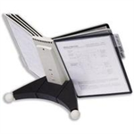 Durable 5631-22 Wall Portrait document display carousel