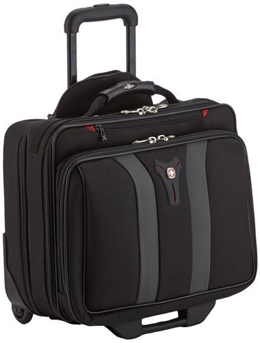 """Wenger/SwissGear 600659 17"""" Trolley case Black notebook case"""