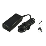 2-Power ALT20874A power adapter/inverter Indoor 65 W Black