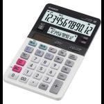 Casio JV-220 Desktop Basic calculator Black,White calculator