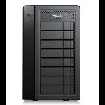 Promise Technology Pegasus32 R8 disk array 32 TB Tower Black