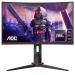 """AOC C24G2U/BK pantalla para PC 59,9 cm (23.6"""") 1920 x 1080 Pixeles Full HD LED Negro, Rojo"""