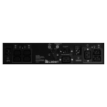 Vertiv MP2-220L 4AC outlet(s) 2U Black power distribution unit (PDU)