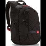 """Case Logic DLBP-116 notebook case 16"""" Backpack case Black"""