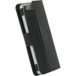 "Krusell 60445 4.7"" Mobile phone wallet Black mobile phone case"