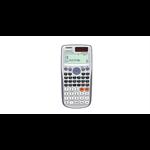 Casio FX-991ES PLUS Desktop Display calculator Grey,Silver calculator