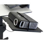 Ergotron TeachWell MDW Projector Shelf project mount Graphite