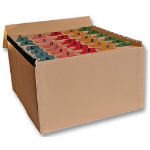 Cathedral Products Expanding File Manilla Mylar Reinforced 31 Pocket Labelled 1-31 Buff
