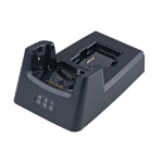 Unitech 5000-900003G Active holder Black holder