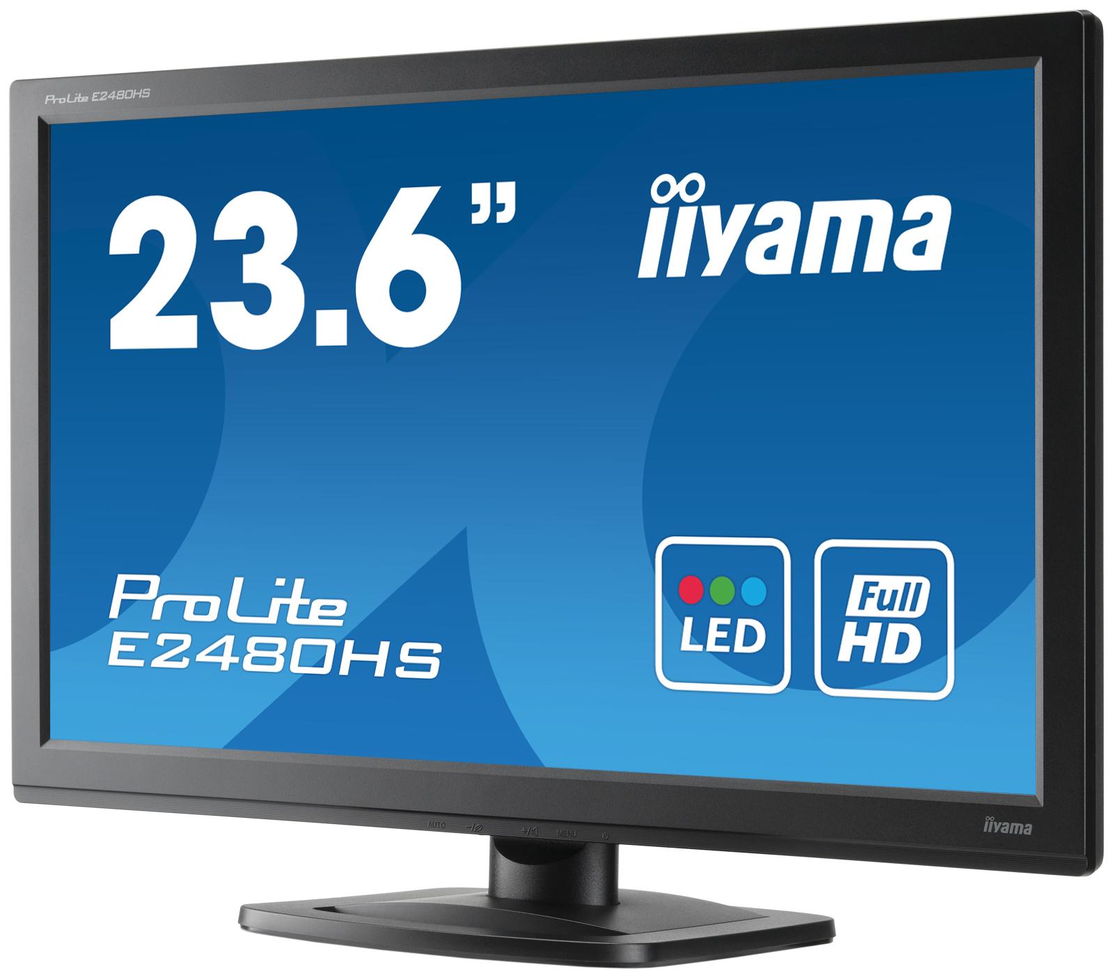 iiyama ProLite E2480HS 23.6