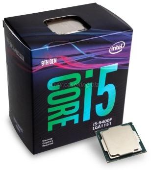 Intel Core i5-9400F processor 2.9 GHz Box 9 MB Smart Cache