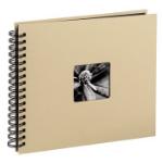 Hama Fine Art photo album Beige 50 sheets 100 x 150