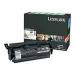 Lexmark X651A41G Laser cartridge 7000pages Black toner cartridge