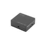 Digitus DS-40135 audio switch Black